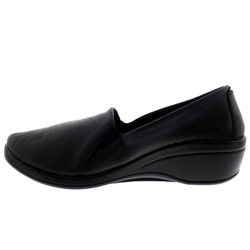 Arcopedico Opera Black Womens Shoes