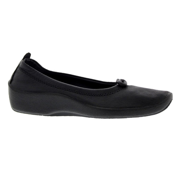 Arcopedico L1 Black Womens Shoes#color_black