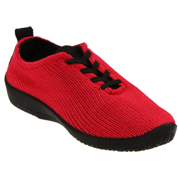 Arcopedico LS 1151 Red Womens Shoes#color_red