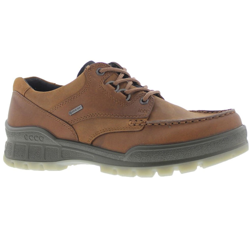 Ecco Track 25 Rold Low Gore-Tex Bison Mens Shoes