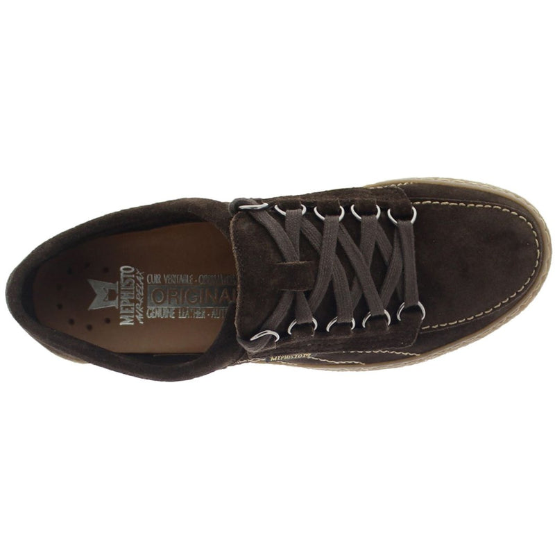 Mephisto Lady Dark Brown Womens Shoes