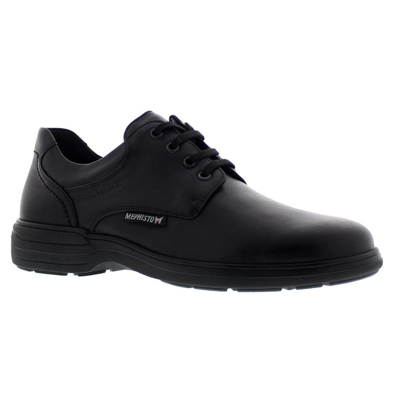 Mephisto Denys Black Mens Shoes