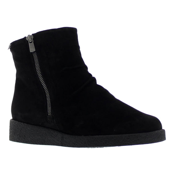 Mephisto Cassandra Black Womens Boots#color_black