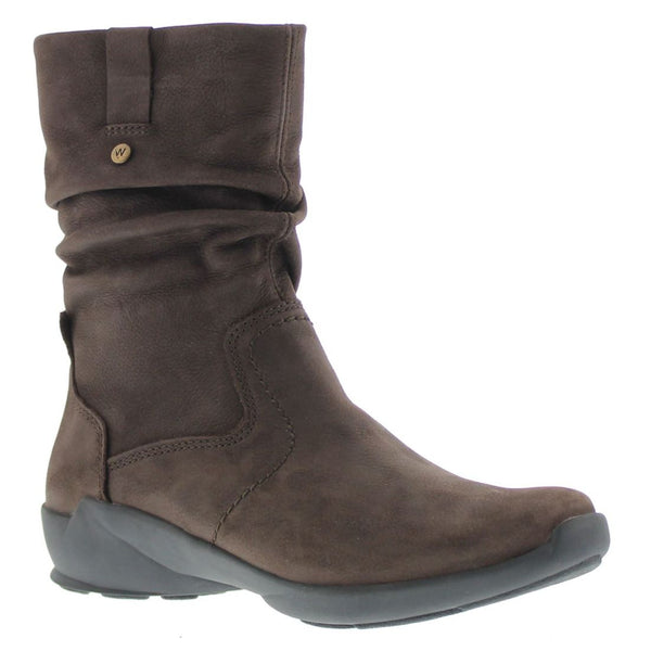 Wolky 01572 Luna Brown Womens Boots#color_brown