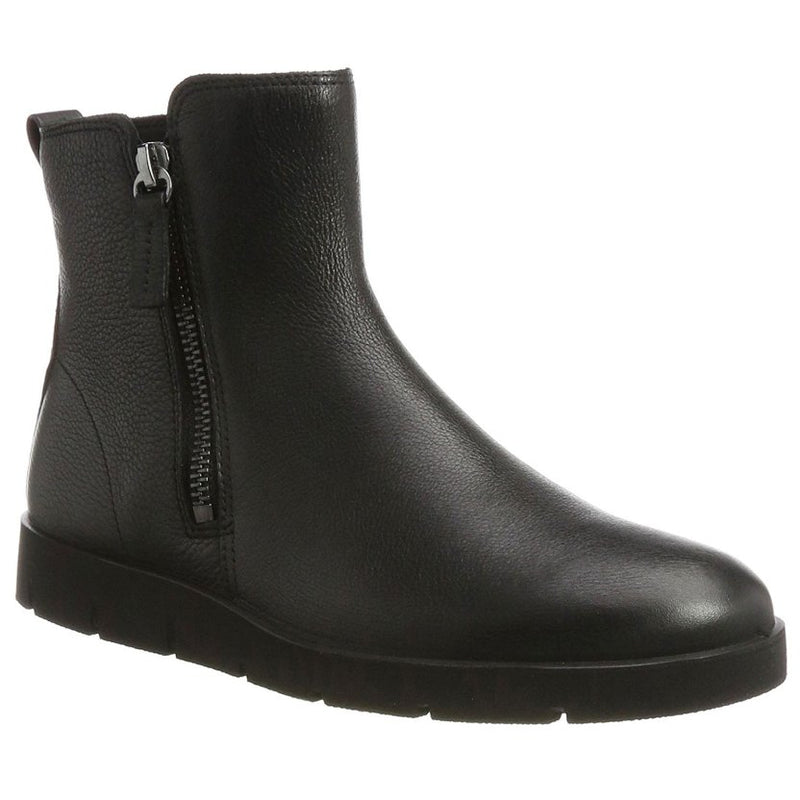 Ecco Bella Black Womens Boots