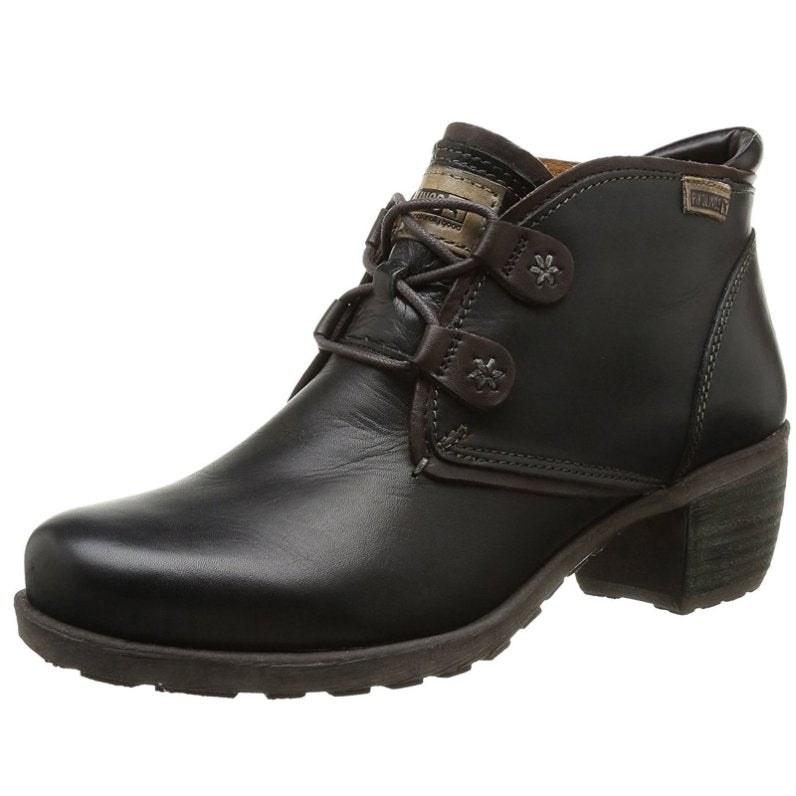 Pikolinos Le Mans 838-8657 Black Womens Boots