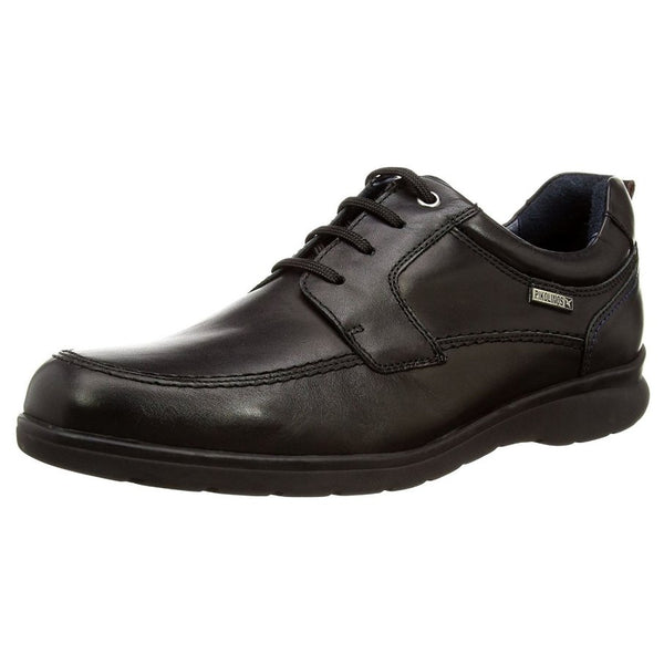 Pikolinos San Lorenzo M1C-4038 Black Mens Shoes#color_black