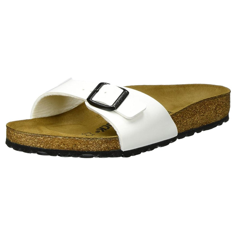 Birkenstock Madrid White Womens Sandals