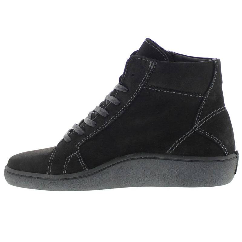 Wolky Zeus 08130 Black Womens Boots