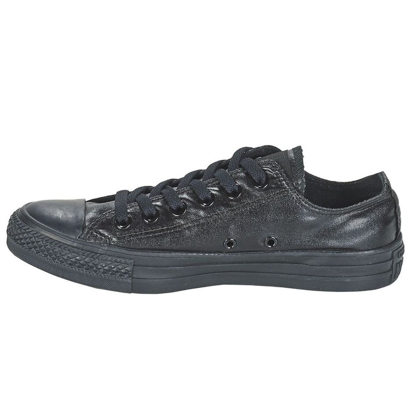 Converse Chuck Taylor All Star Ox Black Womens Trainers
