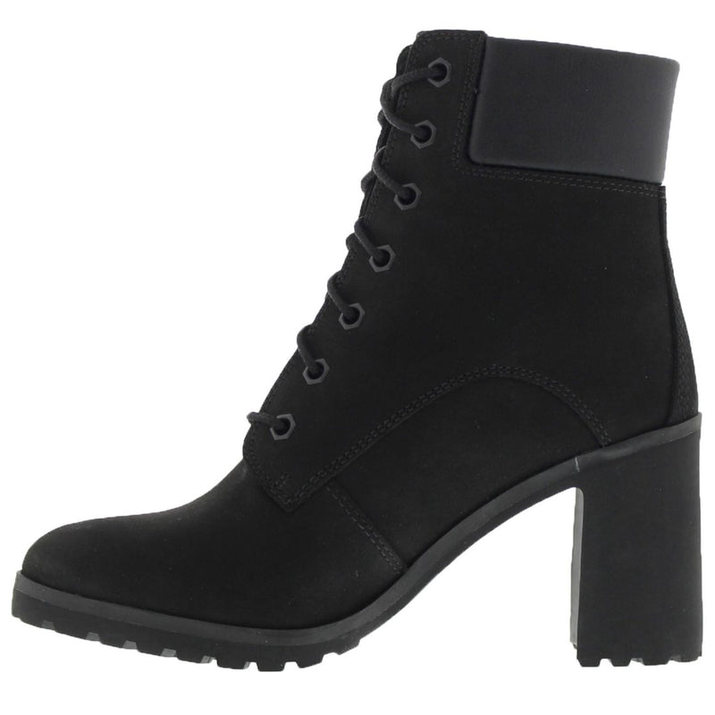 Timberland Allington 6 inch Black Womens Boots