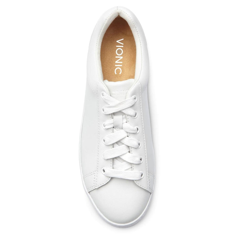 Vionic Splendid Syra White Womens Trainers