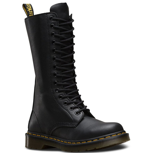 Dr.Martens 1B99 Virginia Black Womens Boots#color_black