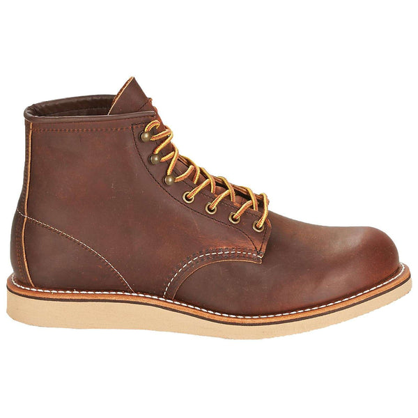 Red Wing Rover 2950 Copper Mens Boots#color_copper