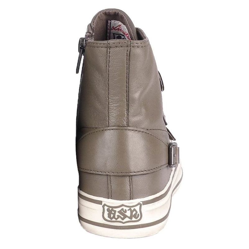 Ash Womens Virgin Leather Trainers