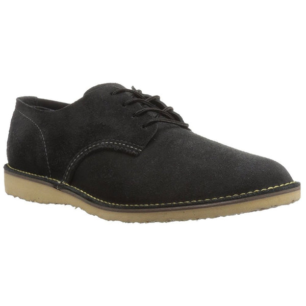 Red Wing Mens Weekender Oxford 3304 Leather Shoes#color_black