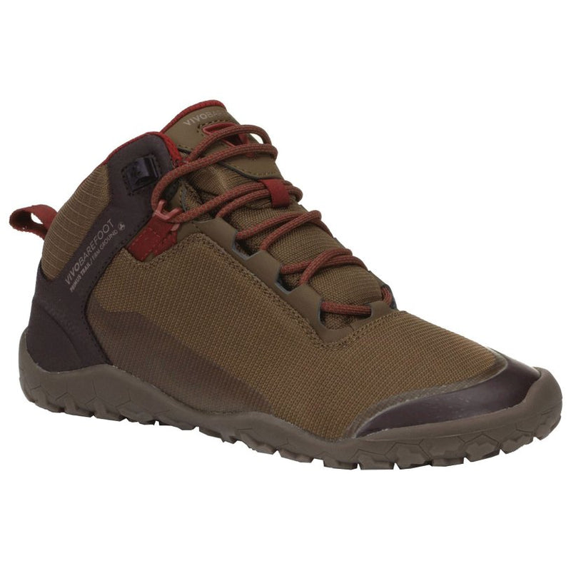 Vivobarefoot Womens Hiker Firm Ground Mesh Trainers