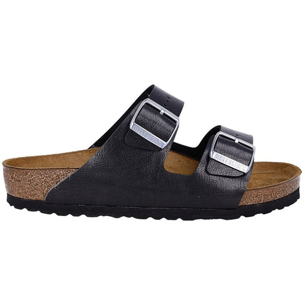 Birkenstock Womens Arizona Birko-Flor Sandals#color_graceful licorice