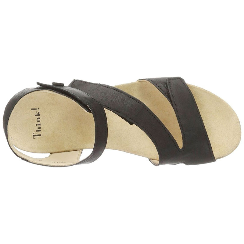 Think Womens Dumia 89370 Leather Sandals