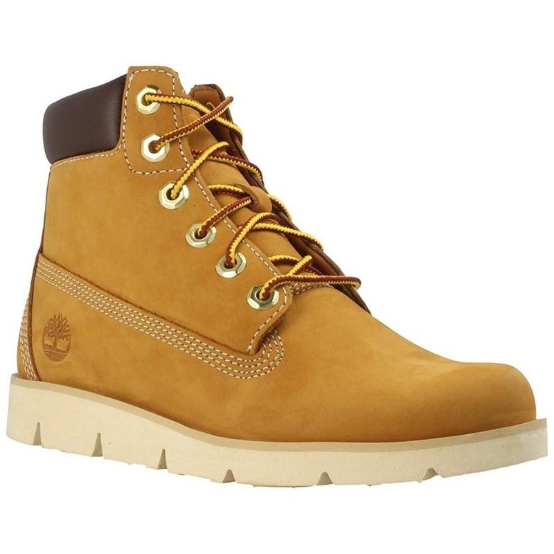 Timberland Youth Radford 6-Inch Nubuck Boots