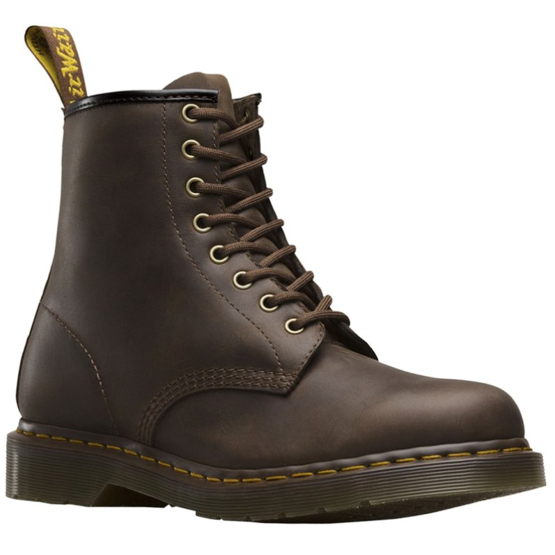 Dr.Martens 1460 8 - Eyelet Leather Womens Boots