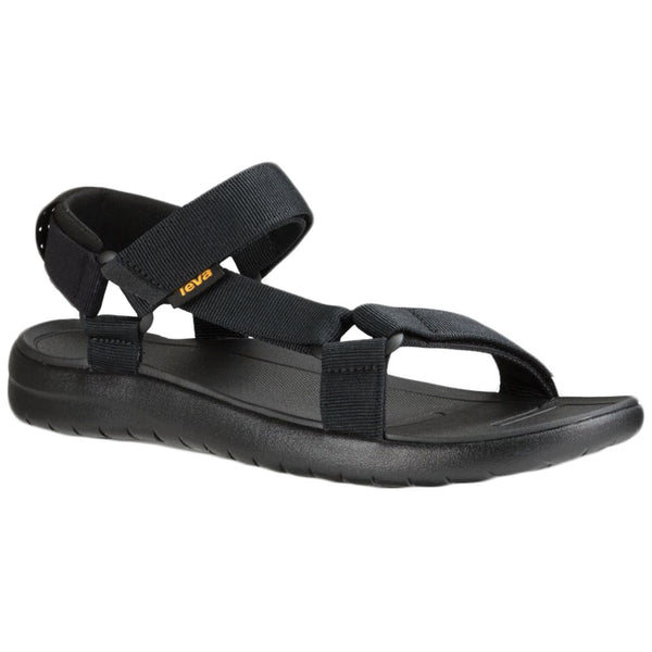 Teva Sanborn Universal Textile Mens Sandals#color_black