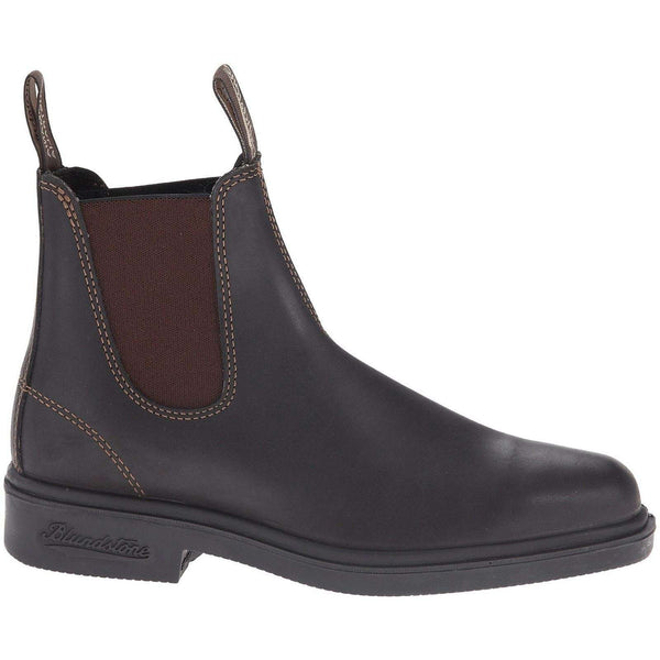 Blundstone 62 Leather Unisex Boots#color_stout brown