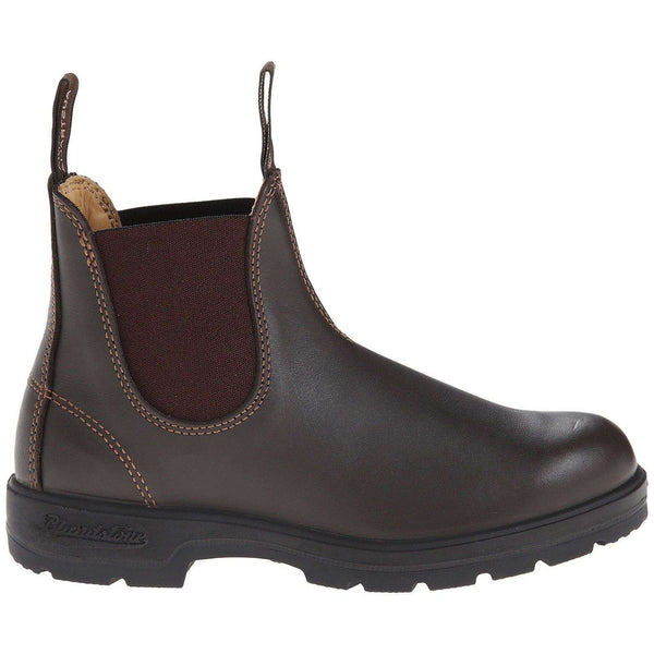 Blundstone 550 Leather Womens Boots#color_walnut brown