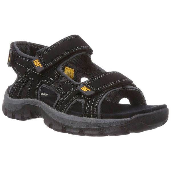 Caterpillar Giles Synthetic Mens Sandals#color_black