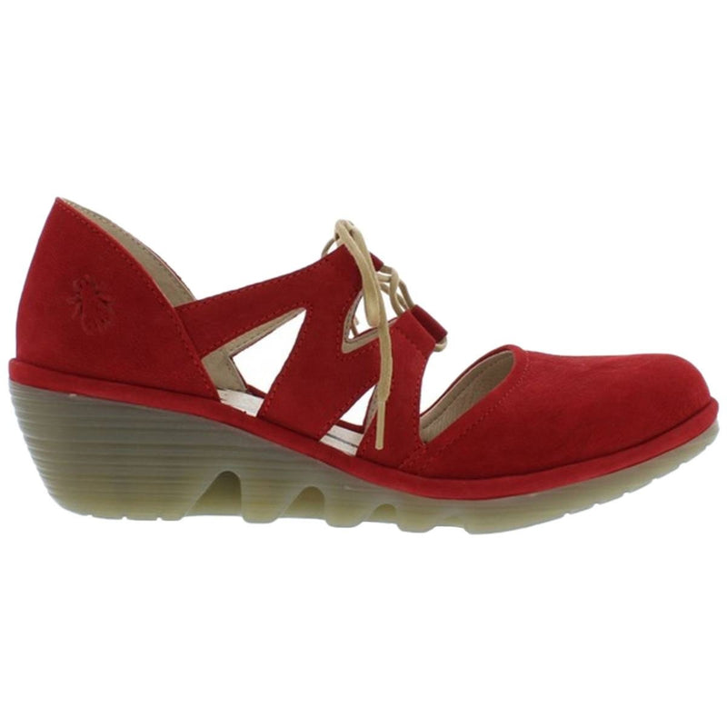 Fly London Phis 843 Nubuck Womens Shoes