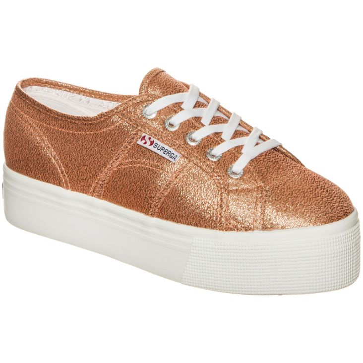 Superga 2790 Lamew Canvas Womens Trainers