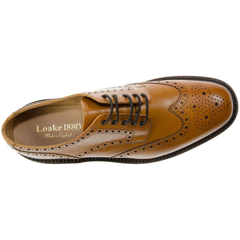 Loake Chester 2 Leather Mens Shoes