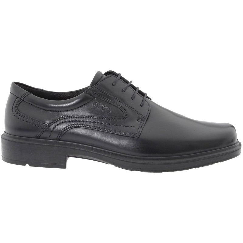 Ecco Helsinki Leather Mens Shoes