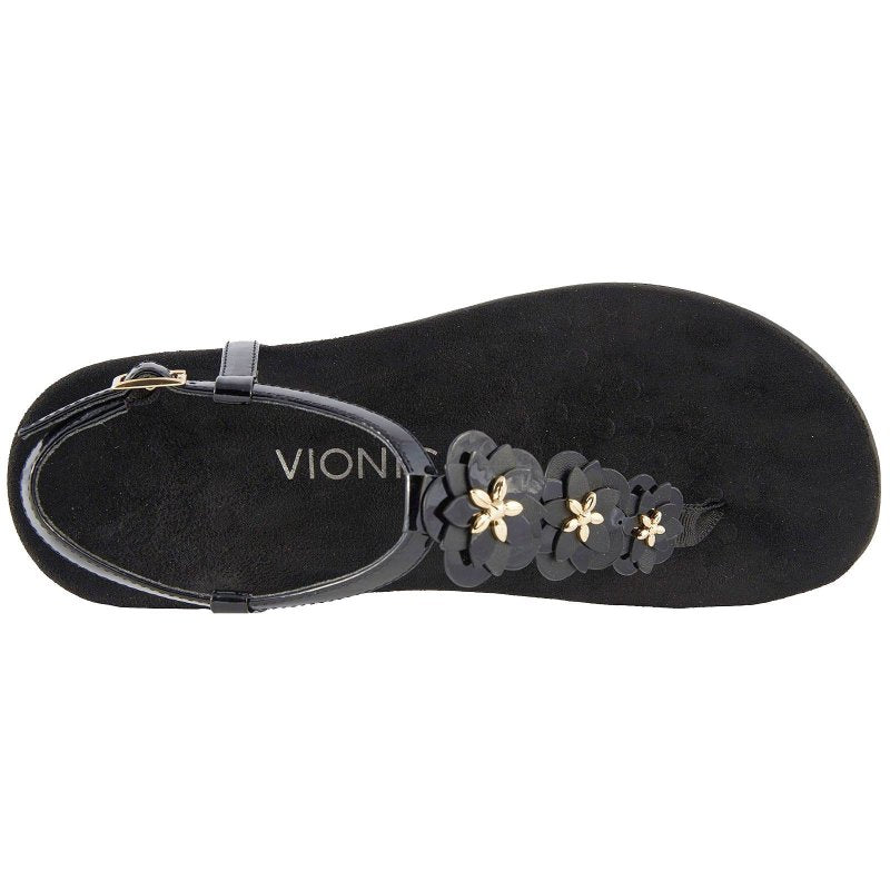Vionic Paulie Leather Womens Sandals
