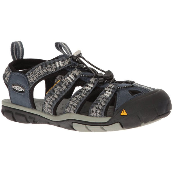 Keen Clearwater CNX Synthetic Mens Sandals#color_midnight navy vapor
