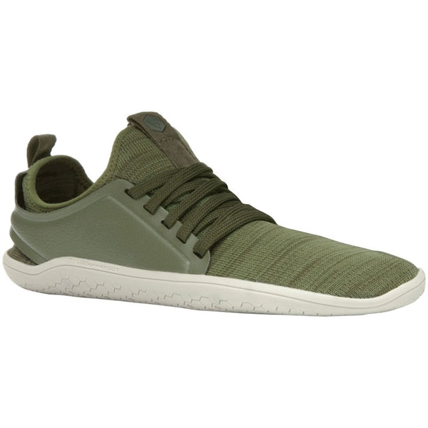 Vivobarefoot Kanna Mesh Womens Trainers#color_olive