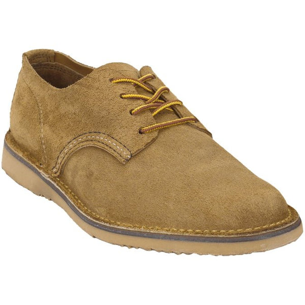 Red Wing Weekender Oxford 3302 Other Leather Mens Shoes#color_hawthorne