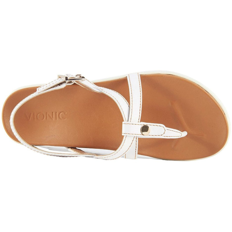 Vionic Palm Veranda Other Leather Womens Sandals