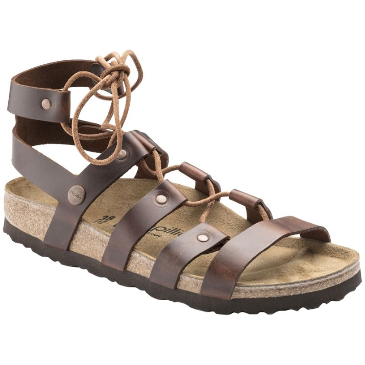 Papillio by Birkenstock Cleo Other Leather Womens Sandals