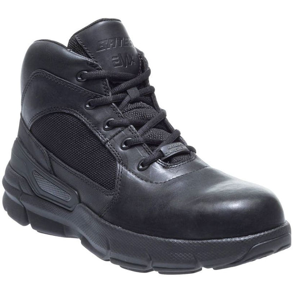 Bates Charge 6 Composite Toe Other Leather Mens Boots#color_black