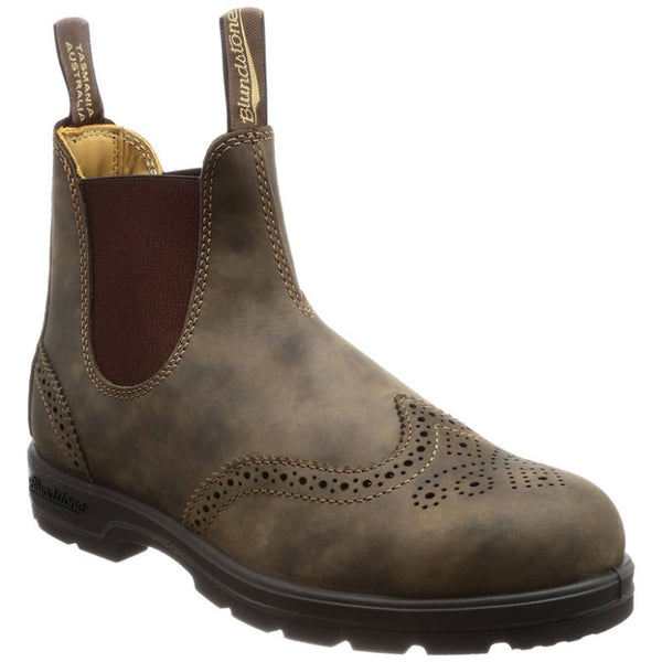 Blundstone 1471 Other Leather Mens Boots#color_rustic brown