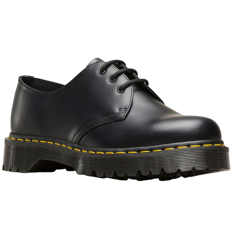 Dr.Martens 1461 Bex 3-Eyelet Smooth Leather Mens Shoes