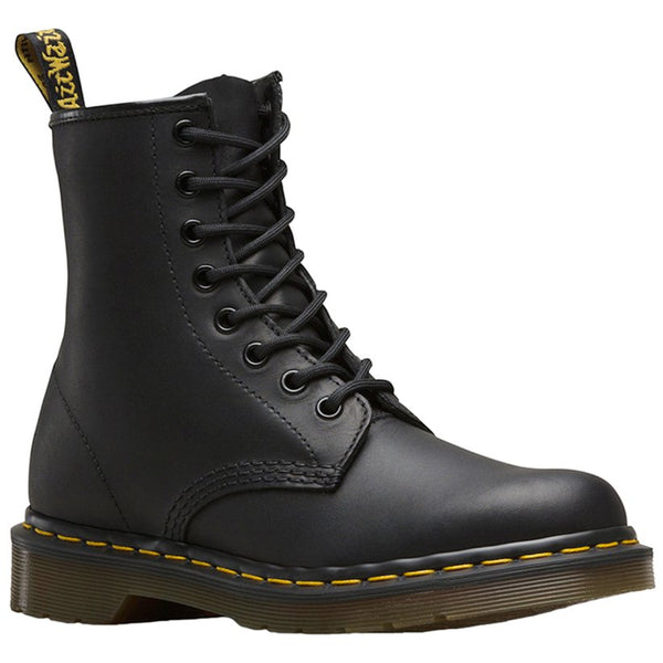 Dr.Martens 1460 8-Eyelet Other Leather Womens Boots#color_black