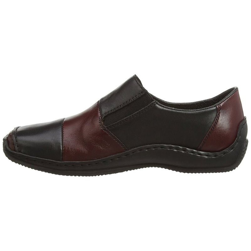 Rieker L1762-36  Womens Shoes