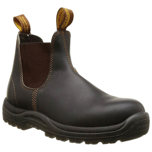 Blundstone 192 Leather Mens Boots#color_stout brown