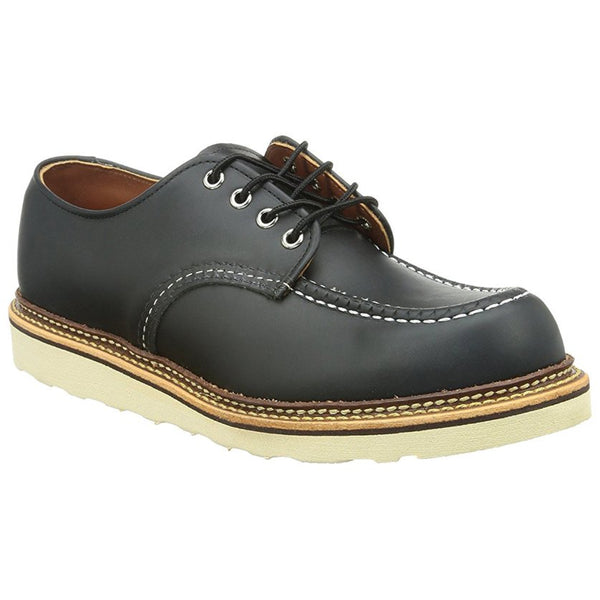 Red Wing Classic Oxford 8106 Leather Mens Shoes#color_black