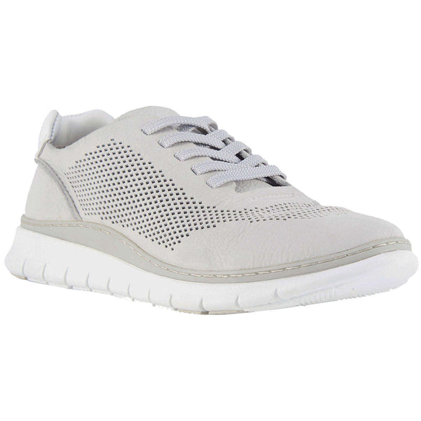 Vionic JOEY-GRY Womens Trainers#color_light grey
