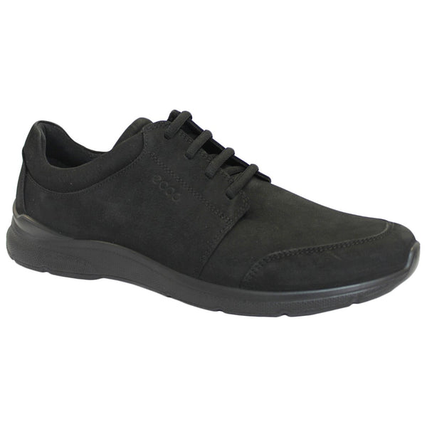 Ecco IRVING-BK  Mens Trainers#color_black