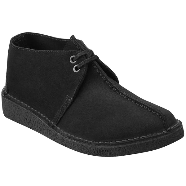 Clarks Originals DES-TR-BLK  Mens Shoes#color_black