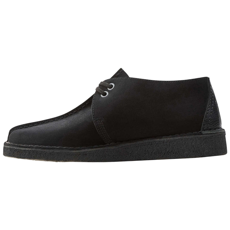 Clarks Originals DES-TR-BLK  Mens Shoes